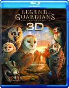 [3D&2D Blu-ray] ガフールの伝説