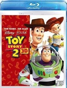 [3D&2D Blu-ray] トイ・ストーリー 2