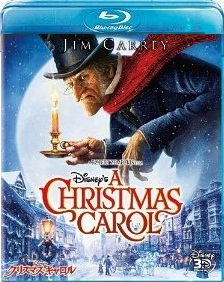 [3D&2D Blu-ray] Disney's クリスマス・キャロル