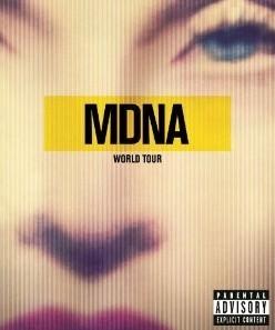 [Blu-ray] MDNA ワールド・ツアー