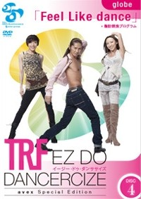 [DVD] TRF イージー・ドゥ・ダンササイズ avex Special Edition Disc.4