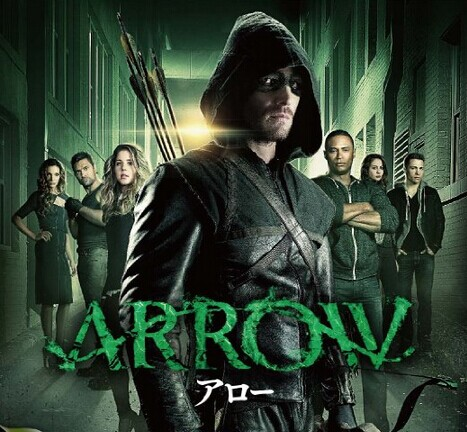[Blu-ray] ARROW / アロー シーズン 2 前編