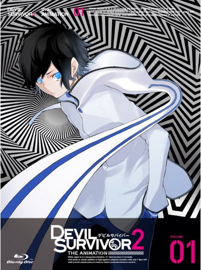[Blu-ray] DEVIL SURVIVOR2 the ANIMATION 01