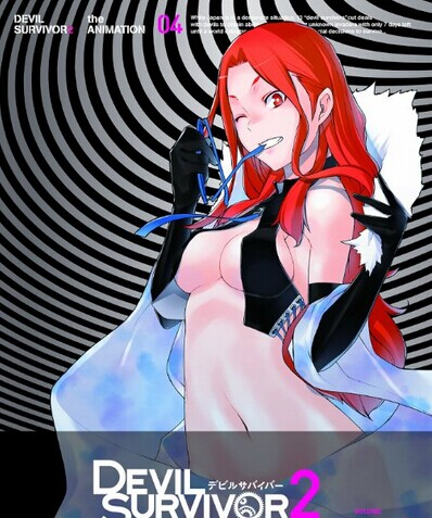 [Blu-ray] DEVIL SURVIVOR2 the ANIMATION 03