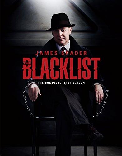 [DVD] ブラックリスト SEASON 1