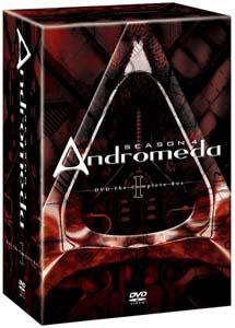 [DVD] アンドロメダ シーズン DVD-BOX【完全版】(初回限定生産)