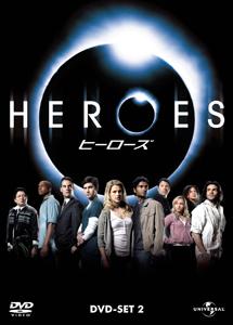 [DVD] HEROES シーズン1 DVD-SET 1+2【完全版】