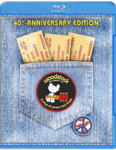 Blu-ray  ディレクターズカット ウッドストック 愛と平和と音楽の3日間 40周年記念