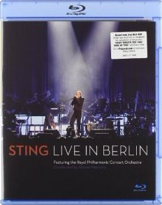 Blu-ray Sting Live in Berlin