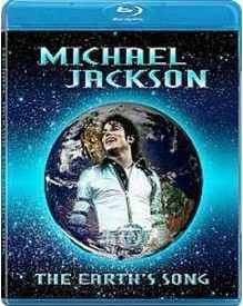 Blu-ray MICHAEL JACKSON THE EARTH'S SONG