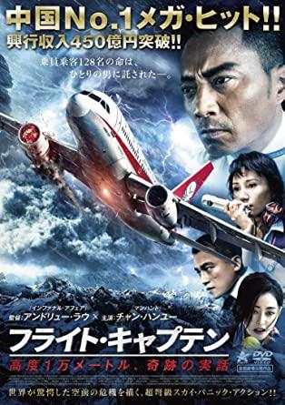 [DVD]  フライト・キャプテン (高度1万メートル、奇跡の実話)