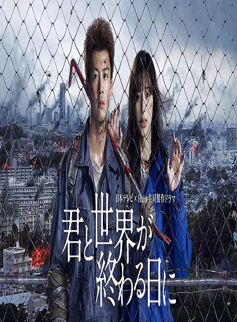 [Blu-ray]  君と世界が終わる日に Season1